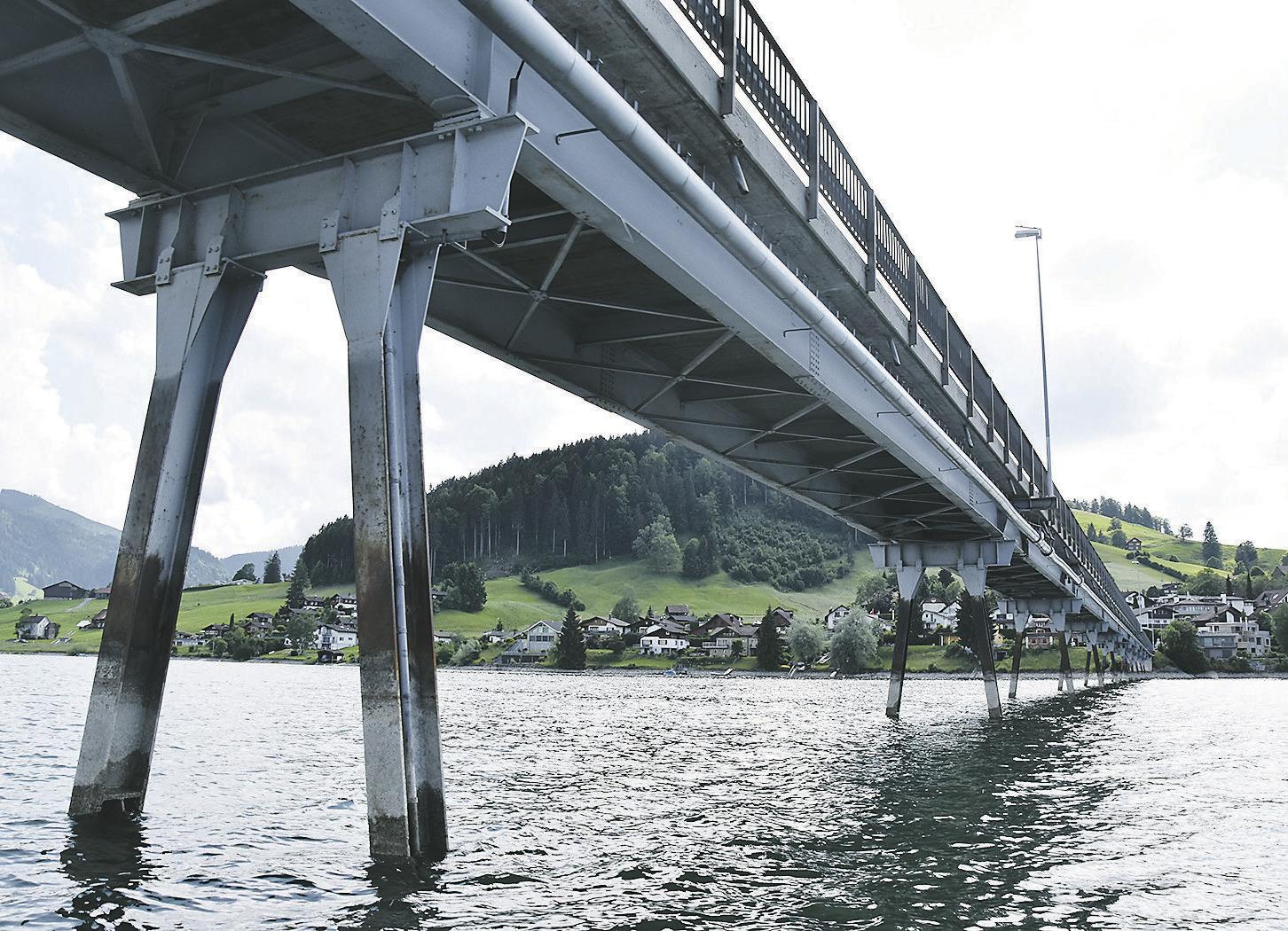 «Die Ausschreibung ist noch kein  Entscheid pro Willerzeller Viadukt»