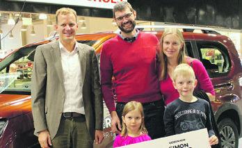Auto-Jackpot in  Seewen geknackt