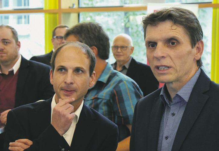 «Schwyz ist in Bern einseitig vertreten»
