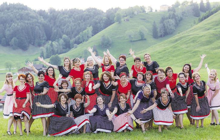 60-Jahre-Jubiläum des  Frauenchors Einsiedeln
