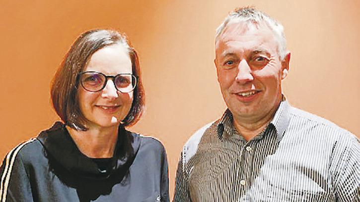 CVP portiert Bernadette Deuber