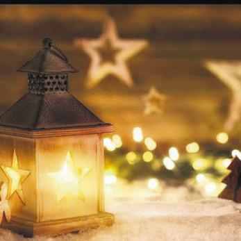Weihnachts-Lounge mit reichhaltigem Programm