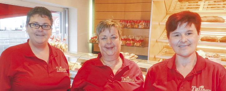 Neueröffnung Tulipan-Filiale in Unteriberg