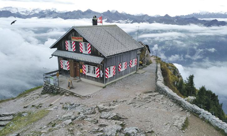 Im st.-gallischen Kirchberg erhielten  vor Kurzem 113 Schweizer Milchproduzenten