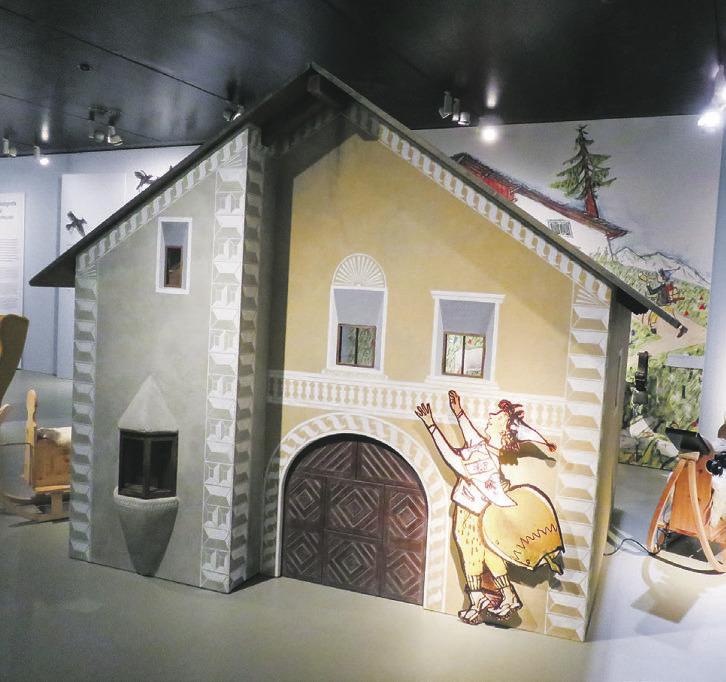 Begeisternde Ausstellung im Forum Schwyz