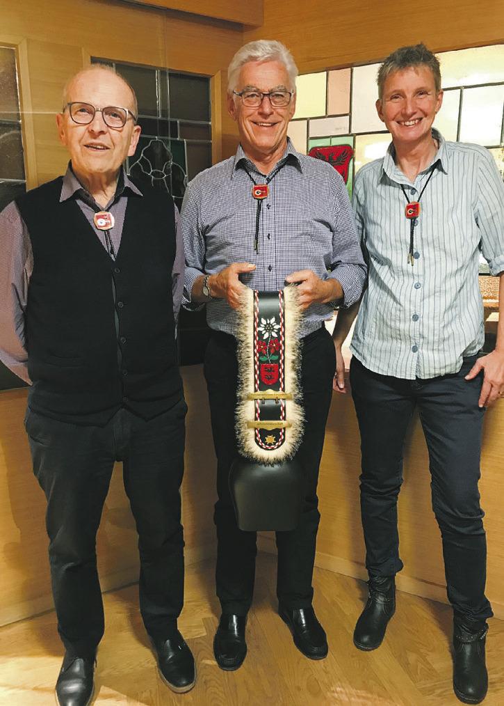 Wanderpreis für Sepp Lagler