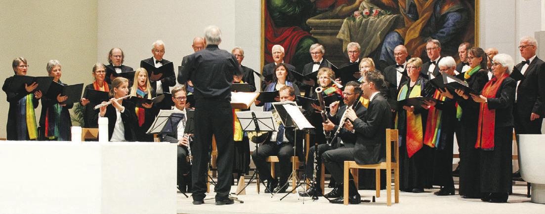 Ein besonderes Konzert im kleinen Rahmen