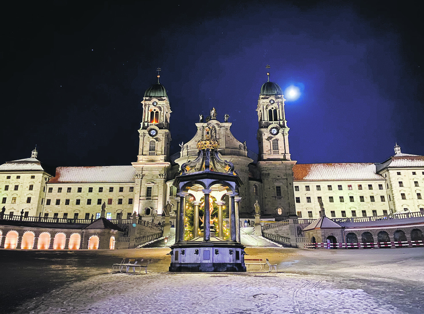 Dem Kloster geht ein neues Licht auf