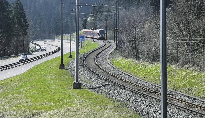 SOB erhöht von Tempo 80 auf 105 Kilometer pro Stunde
