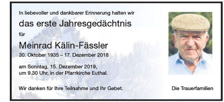 Meinrad Kälin-Fässler 1.JG