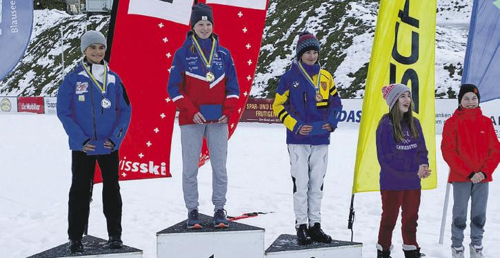 Der Skisprungnachwuchs startete in die Saison