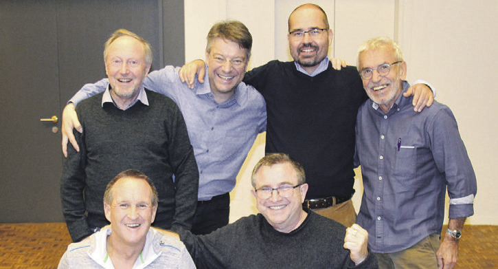 Schachclub Einsiedeln bleibt in Meisterklasse