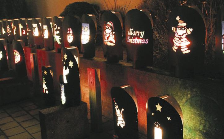 Lichterlöschen in Rothenthurm