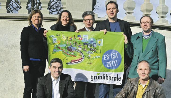 Einsiedler Grünliberale  sind bereit