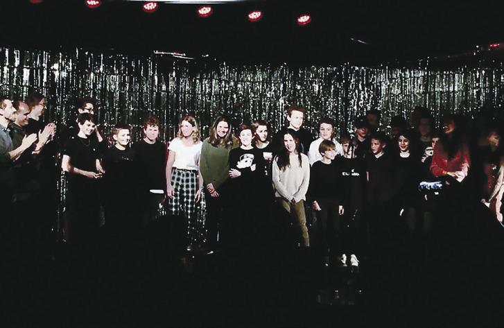 Die Musikschule Einsiedeln  im Mauz Music-Club