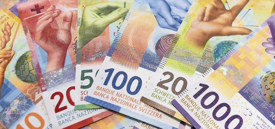 Schwyz muss 220 Millionen Franken  in den NFA einzahlen
