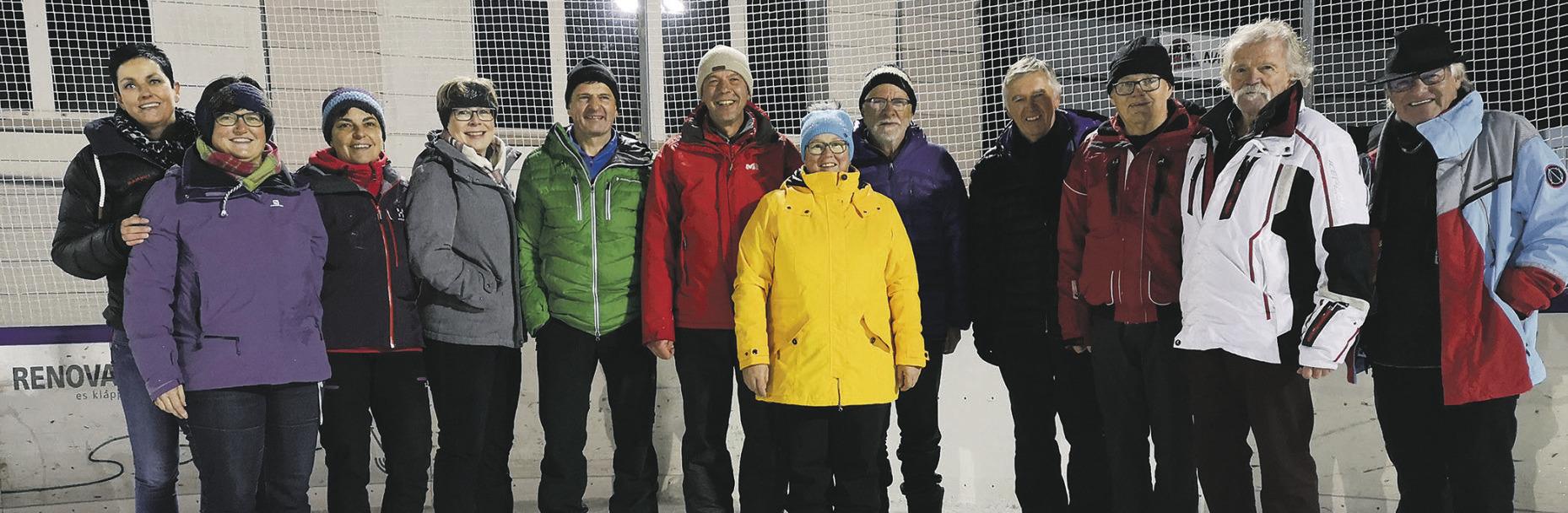 SAC Einsiedeln siegt auf Eis