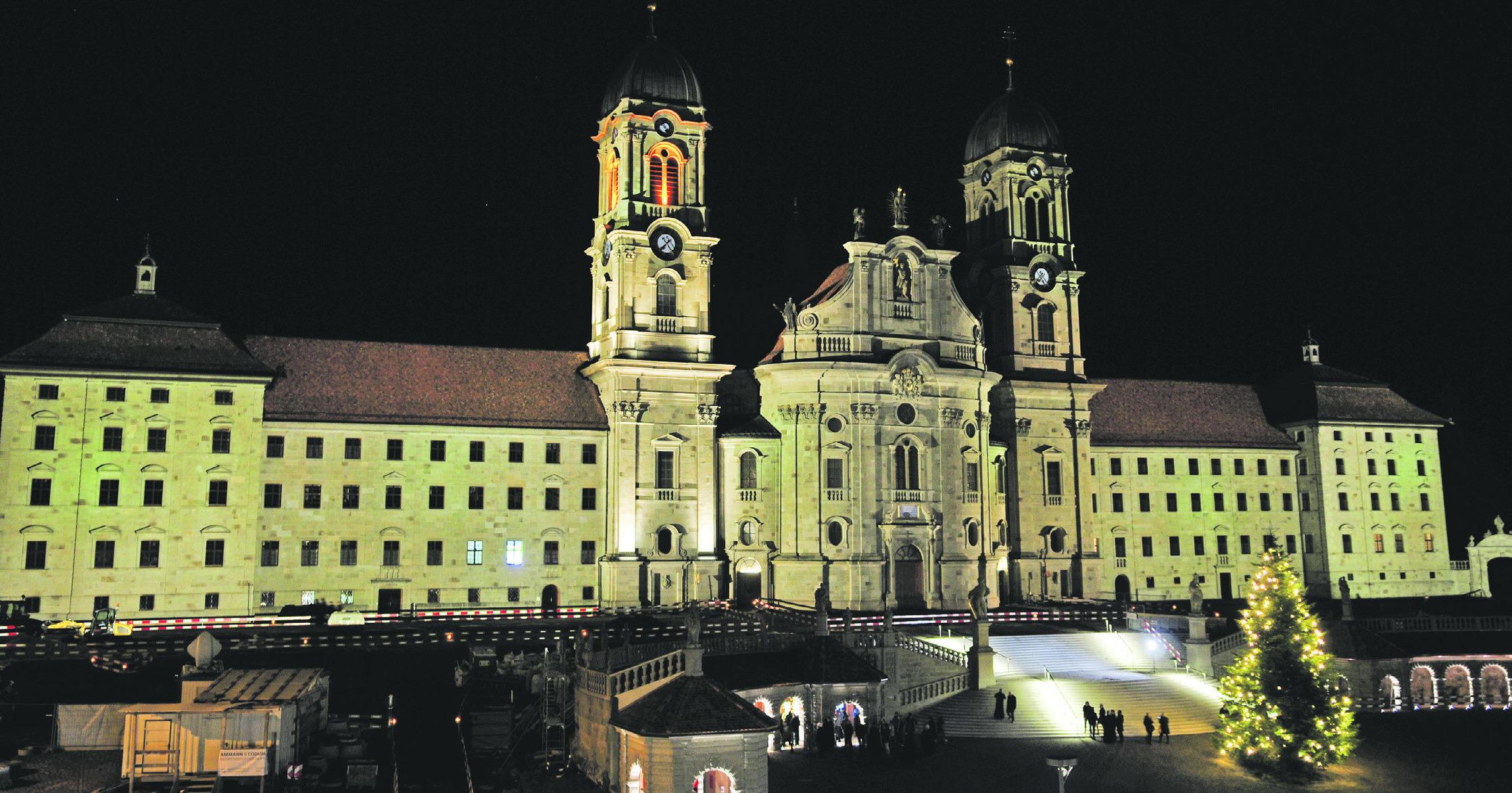 Kloster in einem neuen Licht