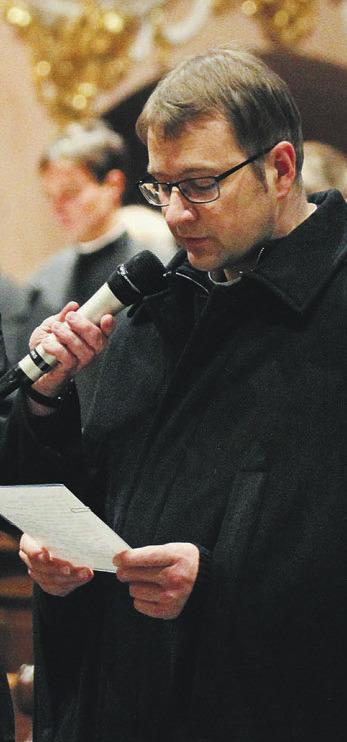 Einfache Profess von  Frater Klemens Ritler