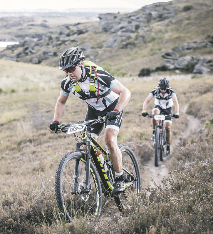 Harte Bike-Challenge in Neuseeland gemeistert