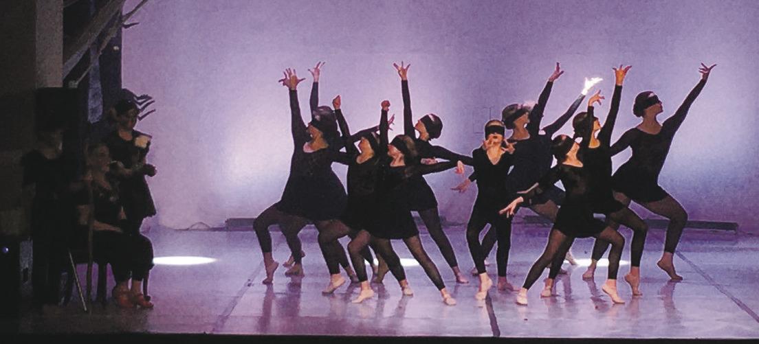 Matviienko Dance Art präsentierte  «im zauberhaftä Feenwald»