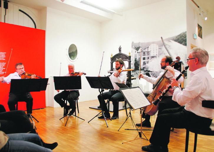 Accento musicale mit  Weihnachtskonzerten