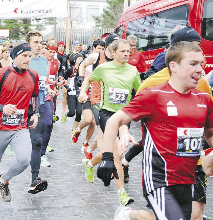 Schwyzer Verband führt  Laufcup ein