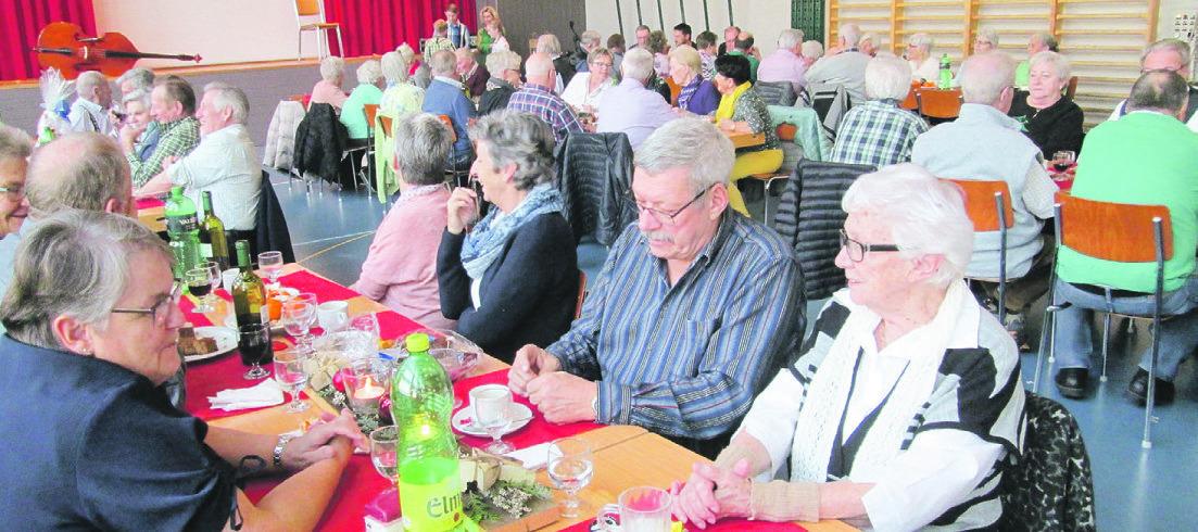 Verwöhntag für die Oberiberger Senioren
