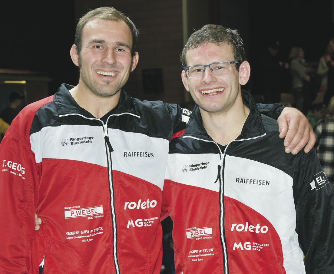 Sven Neyer und Andreas Burkard in den Top Ten