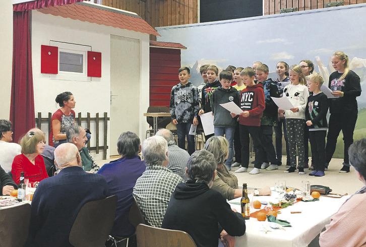 Senioren-Advents-Zmittag in Willerzell