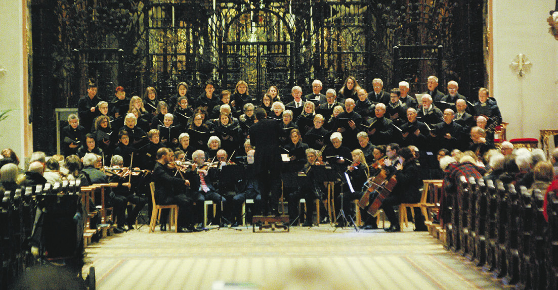 Adventsbeginn im Kloster mit brillanter Mozart-Musik