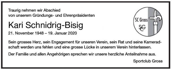 Kari Schnidrig-Bisig