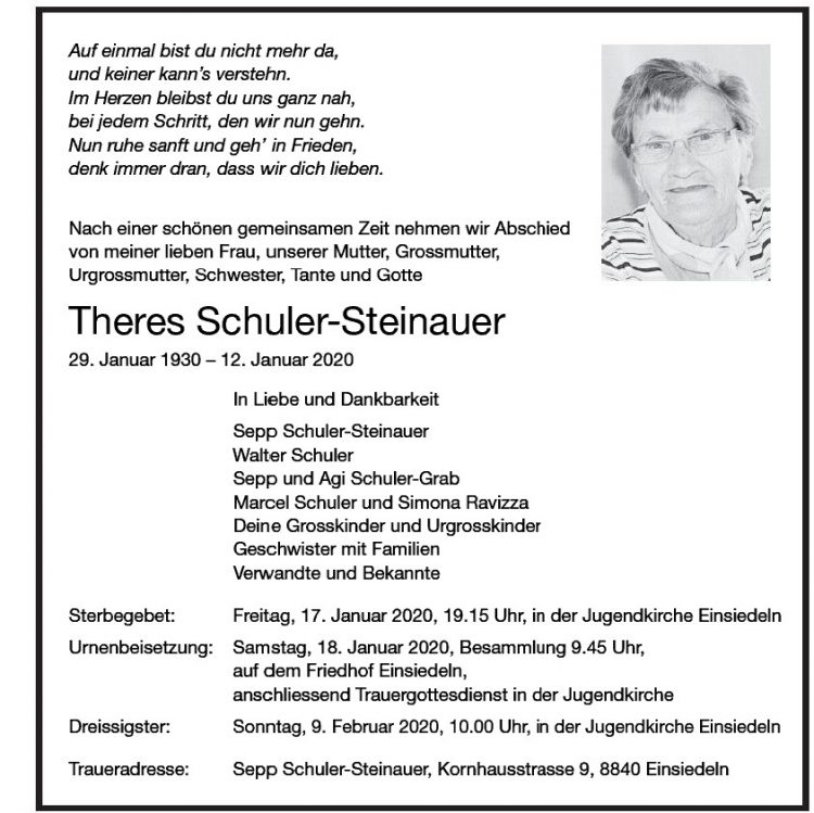 Theres Schuler-Steinauer
