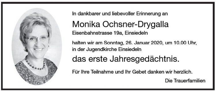 Monika Ochsner-Drygalla