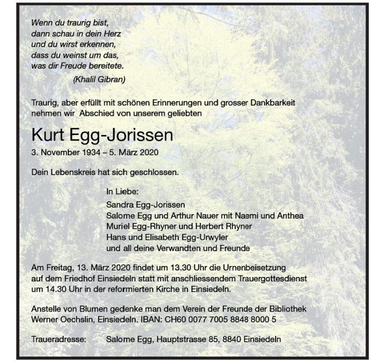 Kurt Egg-Jorissen