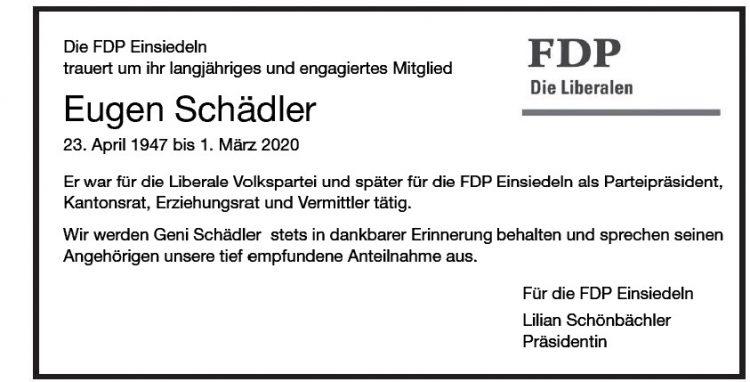 Eugen Schädler