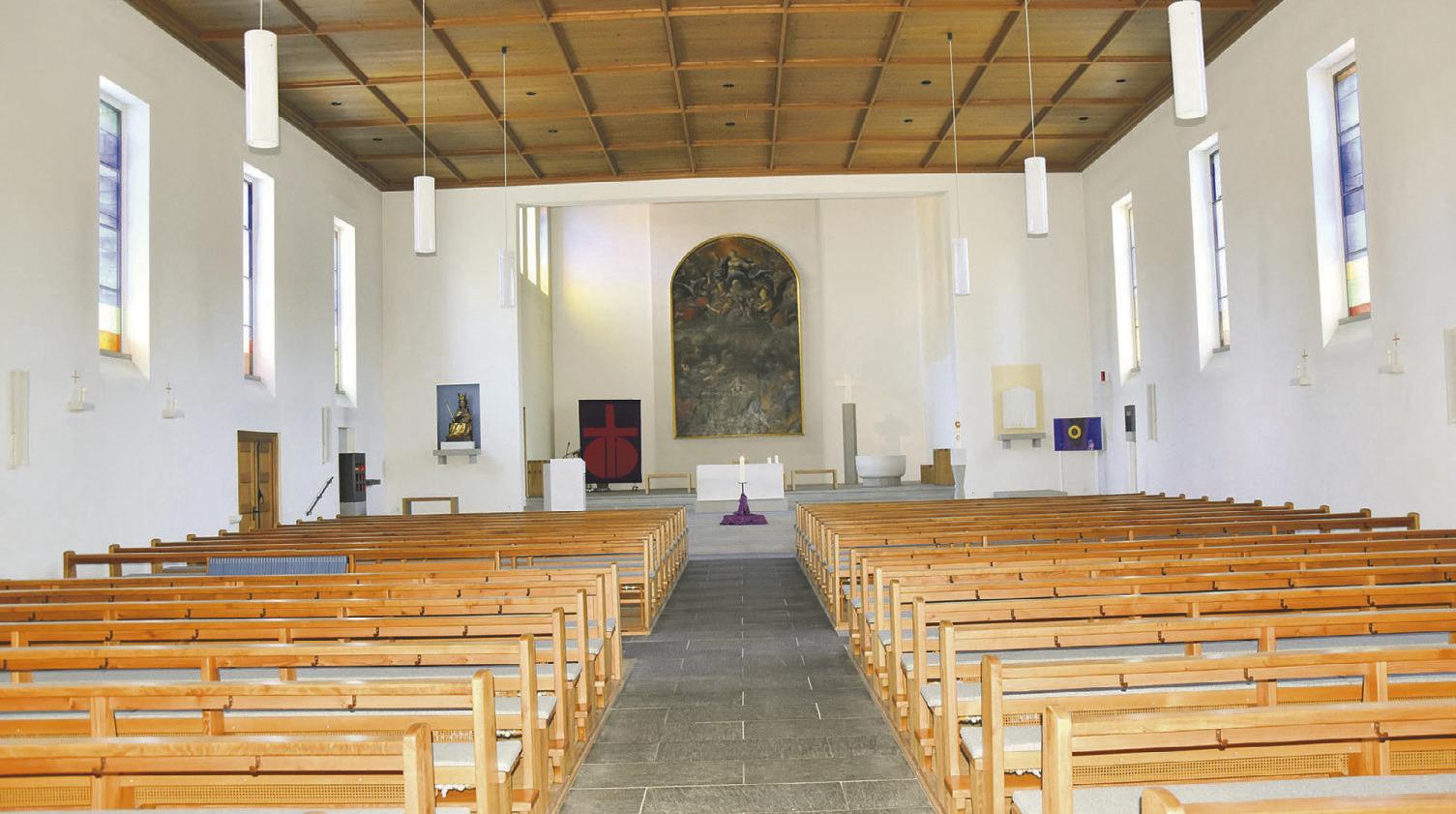Die Kirchen leeren sich dramatisch