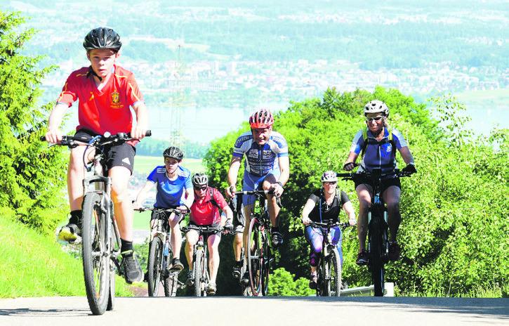 Regierung will Radrouten höhere Priorität einräumen