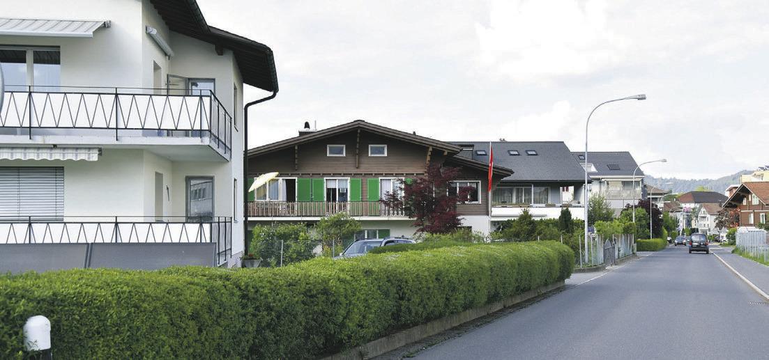 Schwyzer Häuser werden deutlich unter Preis versteuert