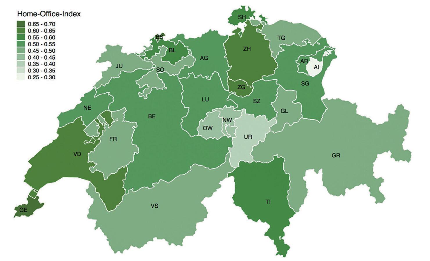 Kanton Schwyz dürfte den Lockdown mittelmässig stark zu spüren bekommen
