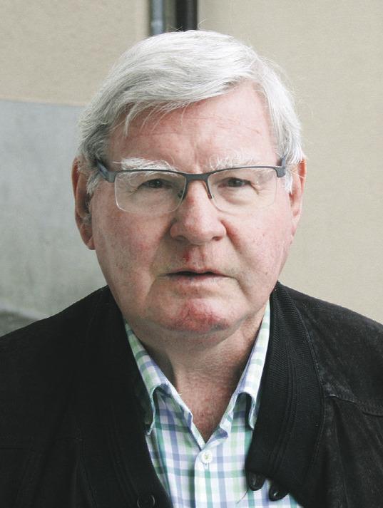 Lorenz Bösch als Präsident nominiert