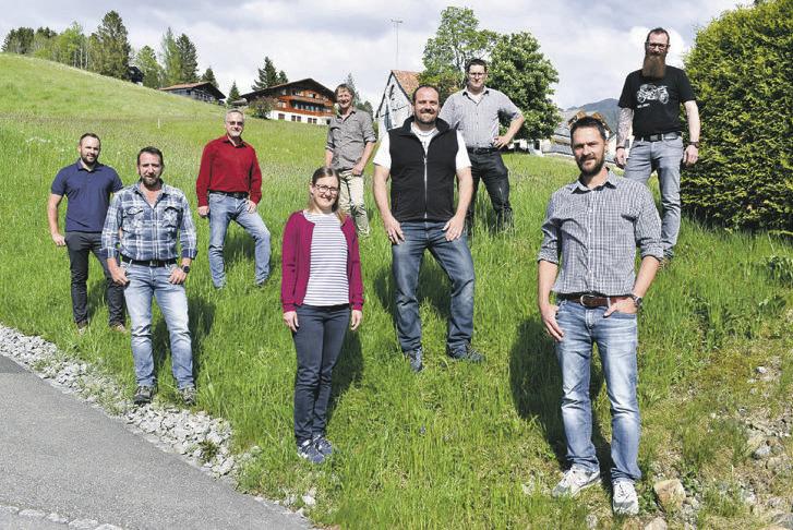 Reibungslose Wahl in Oberiberg