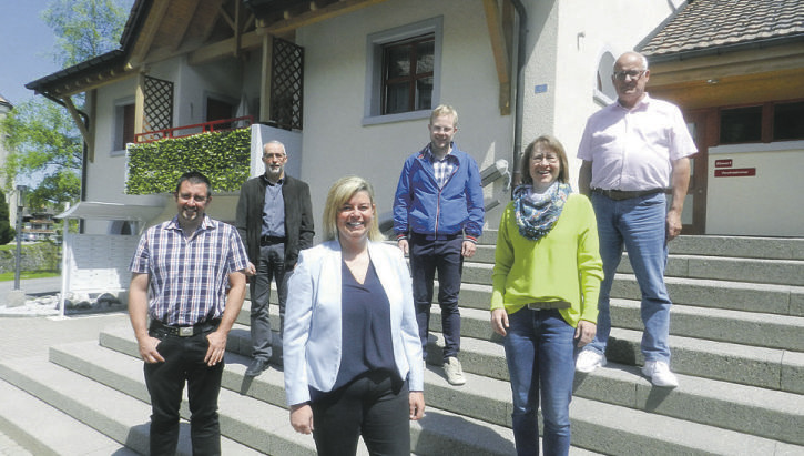 Zwei neue Gemeinderäte in Alpthal