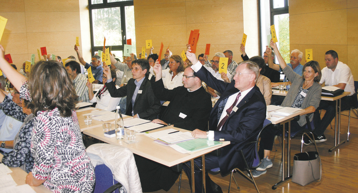 RKZ-Tagung geht im  Klosterdorf über die Bühne