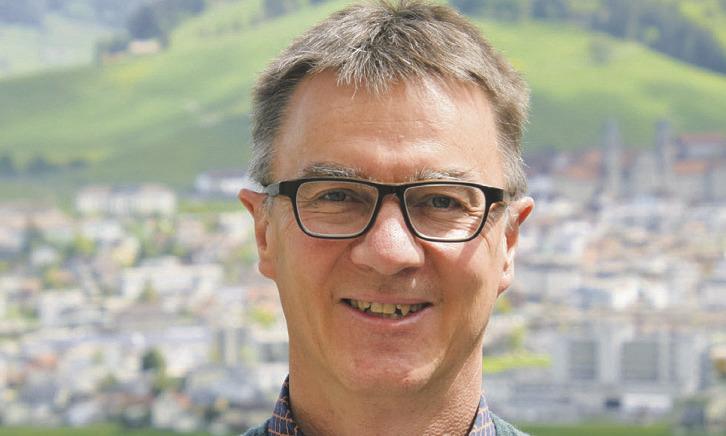Für die Nachfolge des zurücktretenden Bezirksrates Stefan Kälin schickt