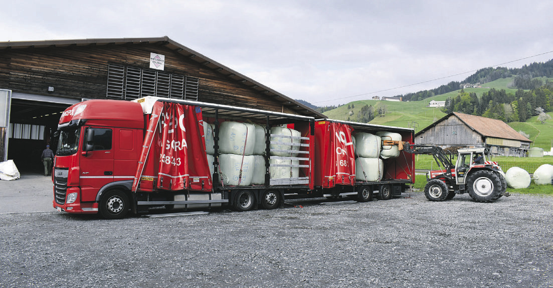 106 Betriebe brachten 16 Tonnen Wolle