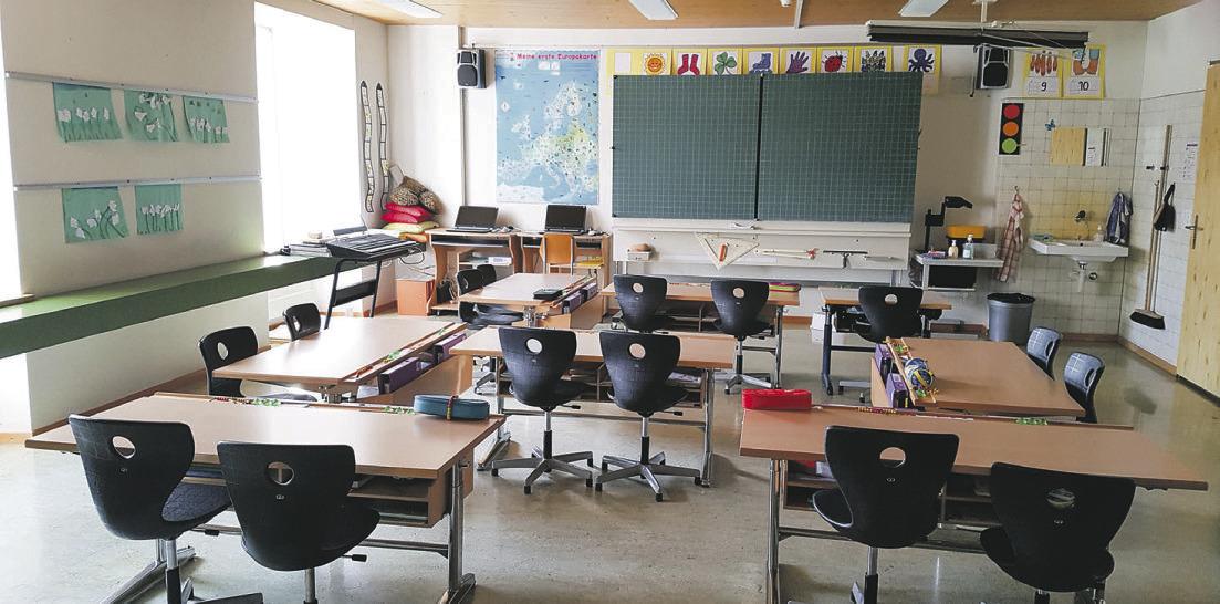 Die Schulen in unserer Region sind parat für die Wiedereröffnung