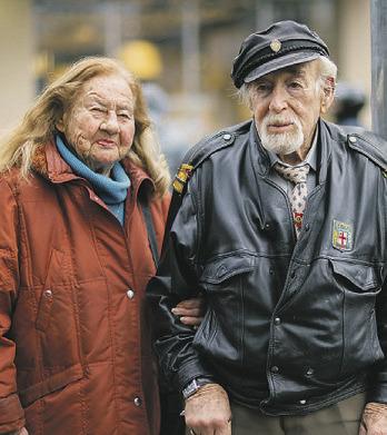 Das Ende des Zweiten Weltkriegs  war auch Thema der «Schweiz am Wochenende»