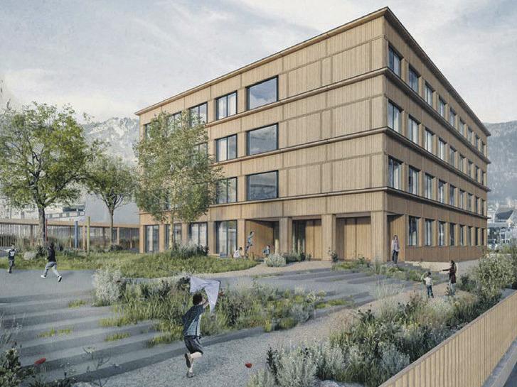 So wird das Heilpädagogische Zentrum  Innerschwyz aussehen