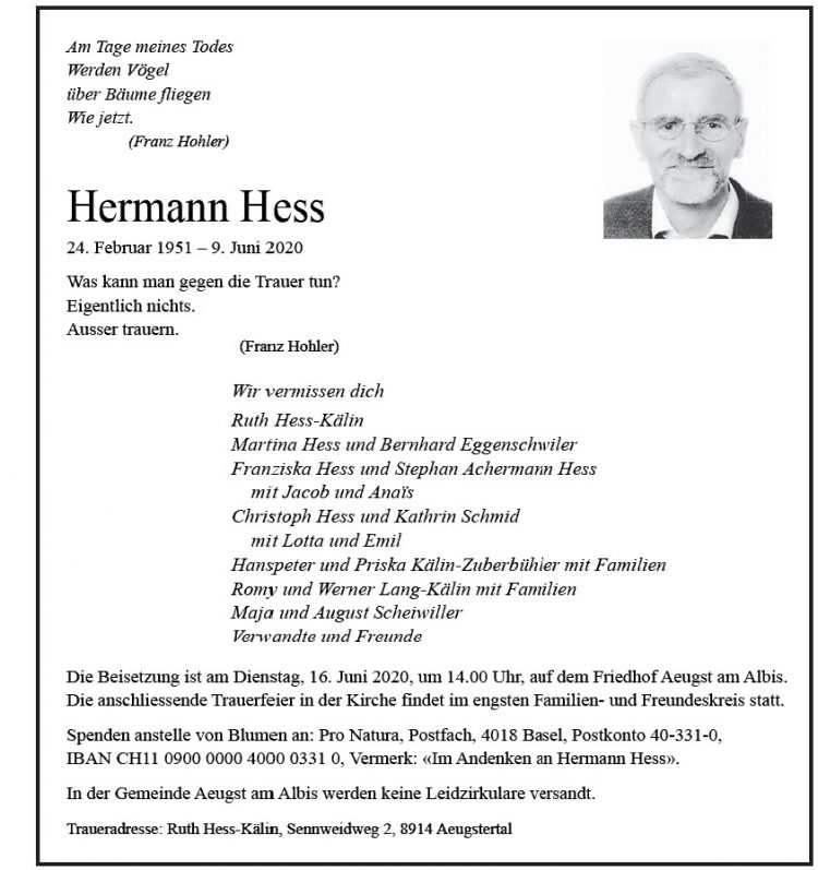 Hermann Hess